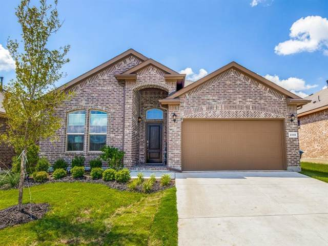 2448 Indian Head Drive, Fort Worth, TX 76177 (MLS #14405247) :: Real Estate By Design