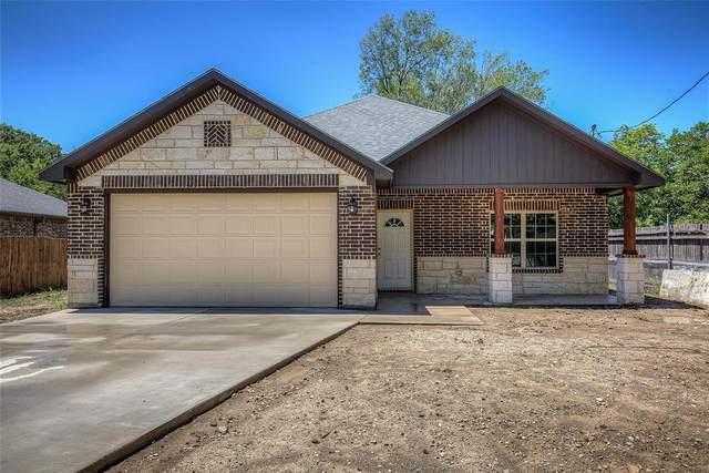 4123 Woodbury Road, Balch Springs, TX 75180 (MLS #14405250) :: Real Estate By Design