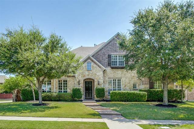 1228 Concho Drive, Allen, TX 75013 (MLS #14405274) :: The Heyl Group at Keller Williams