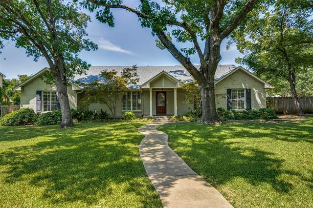 7671 Rolling Acres Drive, Dallas, TX 75248 (MLS #14405291) :: Keller Williams Realty