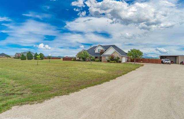 181 Fry Boulevard, Tuscola, TX 79562 (MLS #14405308) :: Maegan Brest | Keller Williams Realty