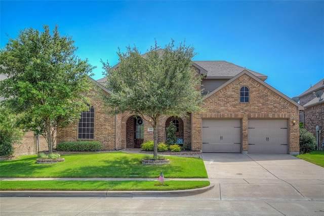 1004 Knoxbridge Road, Forney, TX 75126 (MLS #14405315) :: The Heyl Group at Keller Williams