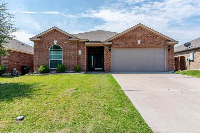 120 Tennyson Street, Anna, TX 75409 (MLS #14405319) :: The Heyl Group at Keller Williams