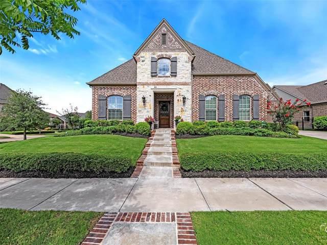 12921 Railhead Court, Frisco, TX 75033 (MLS #14405320) :: EXIT Realty Elite