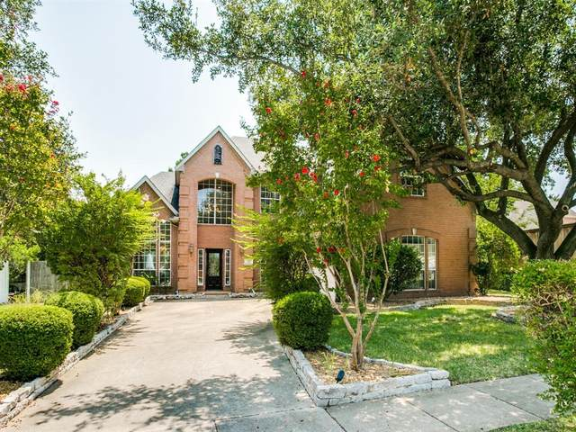 107 Heneretta Drive, Hurst, TX 76054 (MLS #14405321) :: Wood Real Estate Group