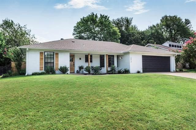 7412 Forrest Lane, North Richland Hills, TX 76182 (MLS #14405349) :: The Heyl Group at Keller Williams