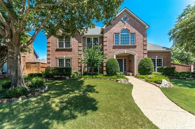5812 Johns Wood Drive, Plano, TX 75093 (MLS #14405357) :: EXIT Realty Elite
