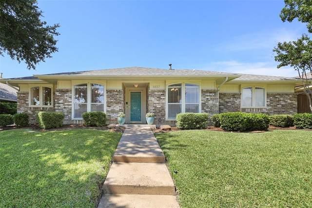 4437 Blystone Lane, Plano, TX 75093 (MLS #14405358) :: Hargrove Realty Group