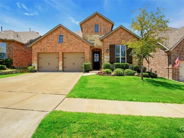3921 Ramble Creek Drive, Mckinney, TX 75071 (MLS #14405363) :: The Heyl Group at Keller Williams