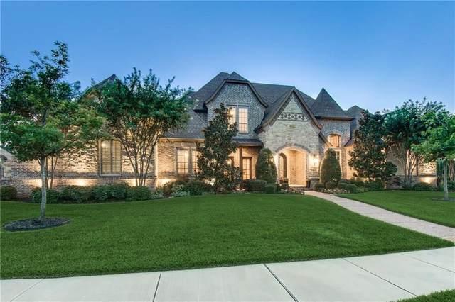 4912 Rockrimmon Court, Colleyville, TX 76034 (MLS #14405368) :: Frankie Arthur Real Estate
