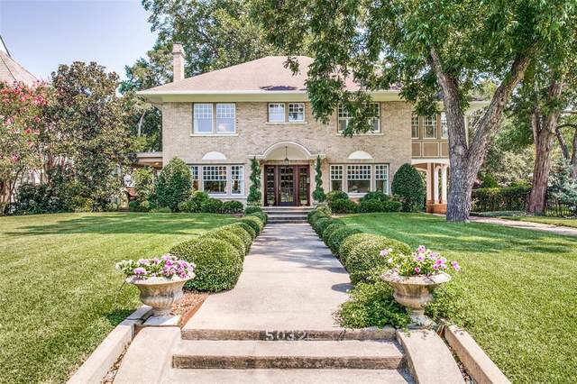 5032 Swiss Avenue, Dallas, TX 75214 (MLS #14405382) :: Tenesha Lusk Realty Group
