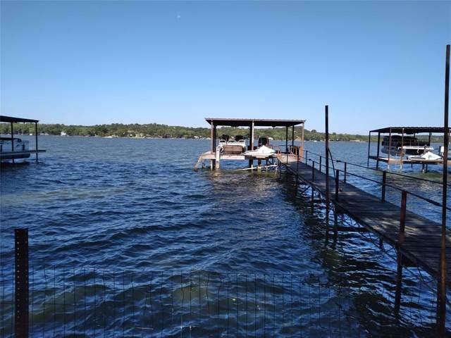 2107 E Lake Drive, Weatherford, TX 76087 (MLS #14405389) :: The Mauelshagen Group