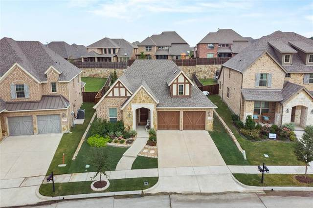 5808 Fall Creek Lane, The Colony, TX 75056 (MLS #14405420) :: The Heyl Group at Keller Williams