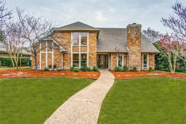234 Woodcrest Drive, Richardson, TX 75080 (MLS #14405429) :: Robbins Real Estate Group
