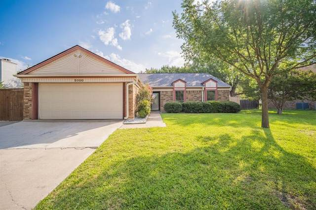 5300 Timber Creek Road, Flower Mound, TX 75028 (MLS #14405433) :: HergGroup Dallas-Fort Worth