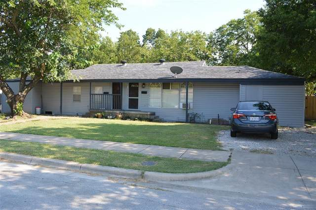 1103 Rice Street, Grand Prairie, TX 75050 (MLS #14405447) :: The Chad Smith Team