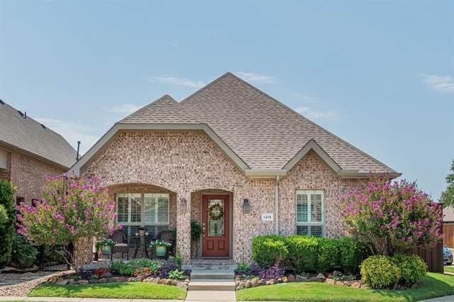 1315 Snowberry Drive, Allen, TX 75013 (MLS #14405468) :: The Good Home Team