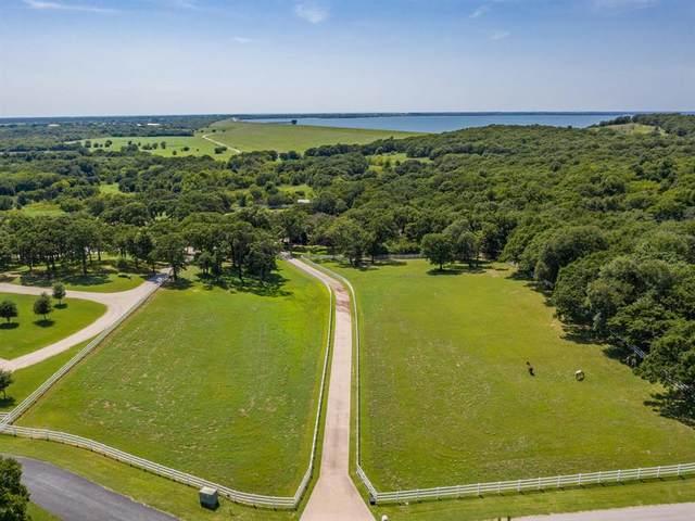 9918 Four Horse Trail, Pilot Point, TX 76258 (MLS #14405477) :: The Good Home Team