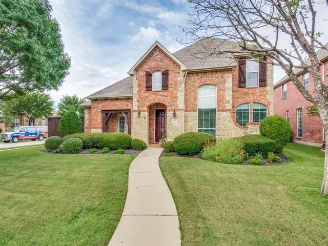 1174 Alamo Court, Frisco, TX 75033 (MLS #14405490) :: Frankie Arthur Real Estate