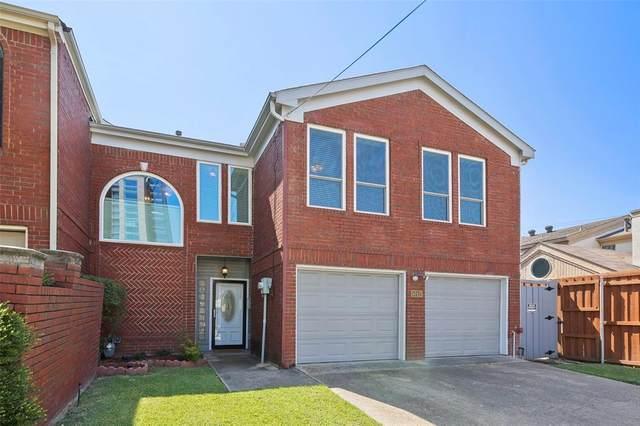 5012 Pershing Street, Dallas, TX 75206 (MLS #14405495) :: North Texas Team   RE/MAX Lifestyle Property