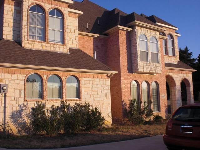 406 N Greenstone Lane, Duncanville, TX 75116 (MLS #14405506) :: Tenesha Lusk Realty Group