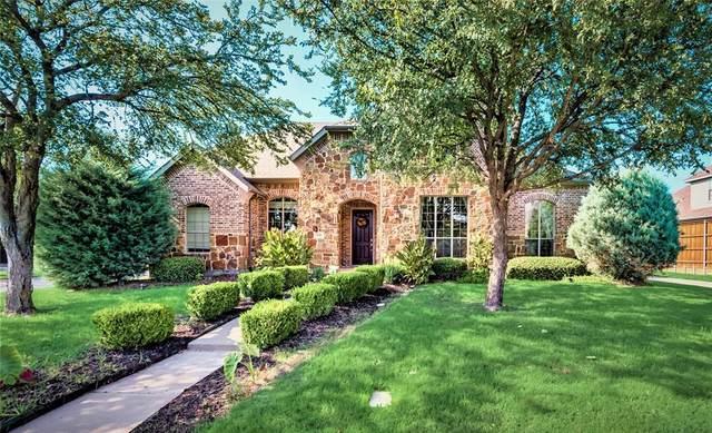 1448 San Andres Drive, Frisco, TX 75033 (MLS #14405514) :: EXIT Realty Elite