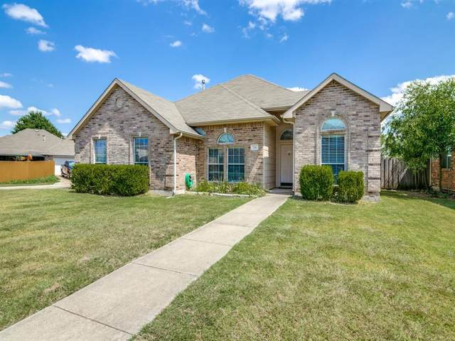 114 Rutherford Drive, Rockwall, TX 75032 (MLS #14405524) :: Hargrove Realty Group