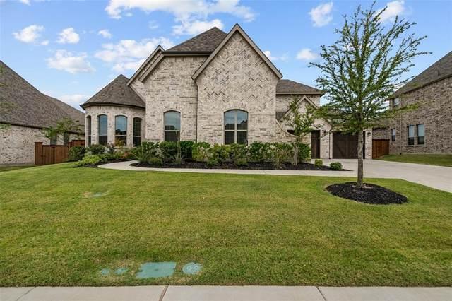 2713 Twin Eagles Drive, Celina, TX 75009 (MLS #14405533) :: The Heyl Group at Keller Williams