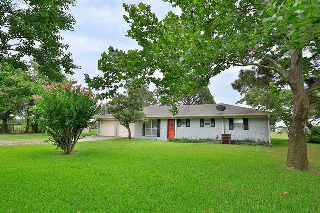 374 County Road 276, Gainesville, TX 76240 (MLS #14405550) :: Justin Bassett Realty