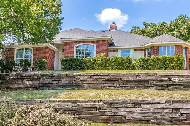 540 Ten Mile Drive, Desoto, TX 75115 (MLS #14405562) :: The Hornburg Real Estate Group
