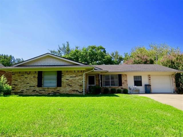 1311 Crestridge Street, Ennis, TX 75119 (MLS #14405576) :: Team Tiller