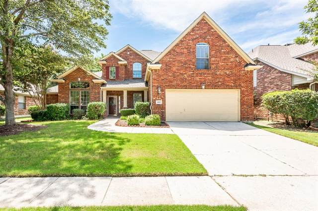 8009 Whippoorwill Drive, Mckinney, TX 75072 (MLS #14405579) :: EXIT Realty Elite