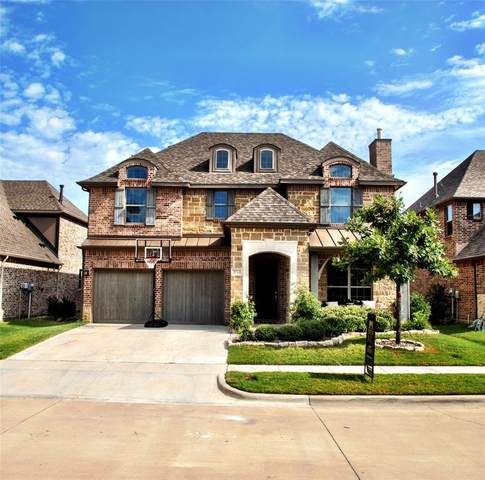 3713 Bristol, The Colony, TX 75056 (MLS #14405590) :: The Heyl Group at Keller Williams