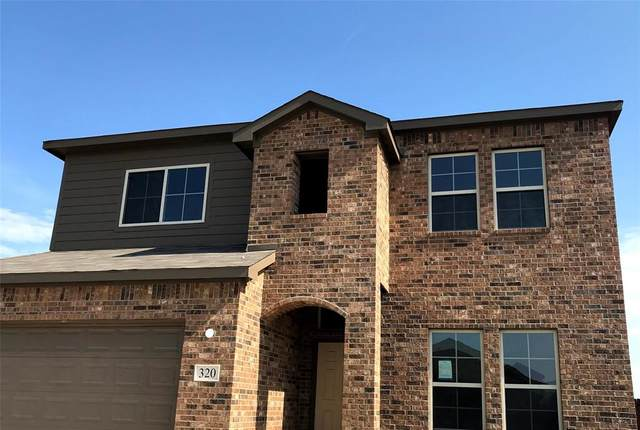 320 Marble Creek Drive, Fort Worth, TX 76131 (MLS #14405594) :: The Heyl Group at Keller Williams
