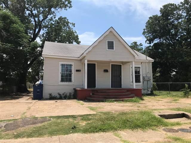 1706 Pueblo Street, Dallas, TX 75212 (MLS #14405609) :: Trinity Premier Properties