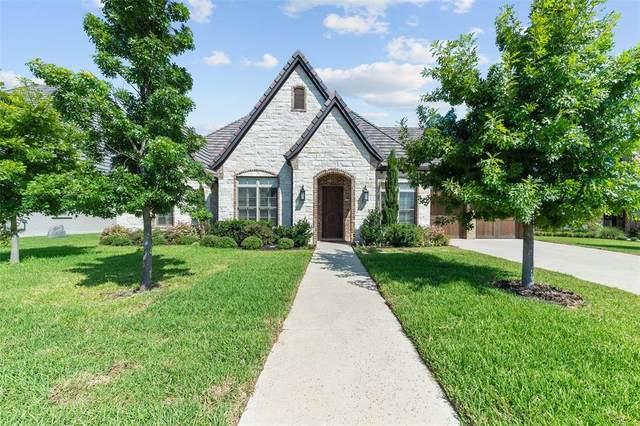 8504 Tierra Court, Benbrook, TX 76126 (MLS #14405619) :: Potts Realty Group