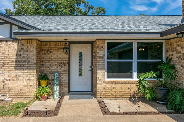 210 Lakeview Circle, Eustace, TX 75124 (MLS #14405627) :: The Chad Smith Team