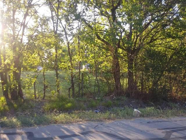 TBD Gibbard Street, Wills Point, TX 75169 (MLS #14405634) :: The Kimberly Davis Group