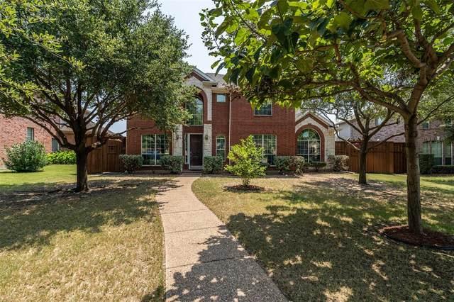 13468 Grayhawk Boulevard, Frisco, TX 75033 (MLS #14405642) :: Team Tiller