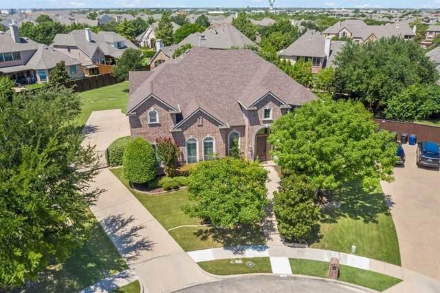 11465 Locust Drive, Frisco, TX 75033 (MLS #14405651) :: Maegan Brest | Keller Williams Realty