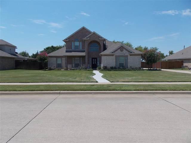 808 Lakewood Drive, Kennedale, TX 76060 (MLS #14405668) :: The Heyl Group at Keller Williams