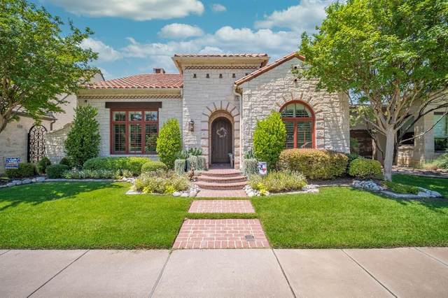323 Oxford Place, Coppell, TX 75019 (MLS #14405684) :: The Rhodes Team