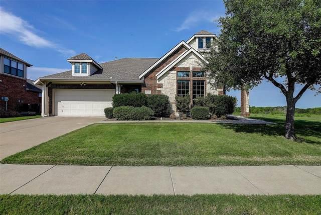 2913 Aurora Mist Drive, Little Elm, TX 75068 (MLS #14405685) :: The Chad Smith Team