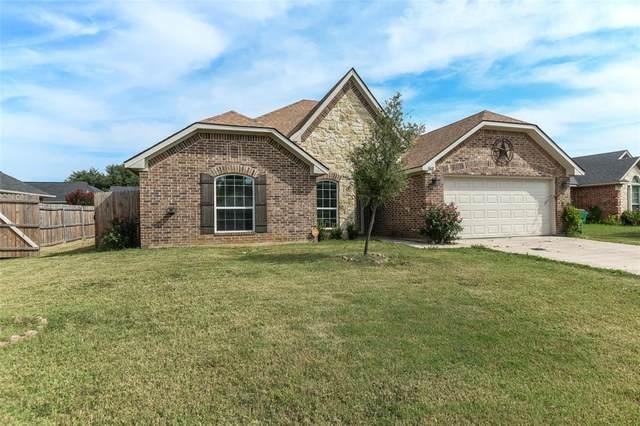1602 Still Meadow Drive, Kaufman, TX 75142 (MLS #14405686) :: The Heyl Group at Keller Williams
