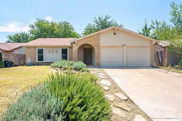 7345 Southridge Trail, Fort Worth, TX 76133 (MLS #14405714) :: The Chad Smith Team