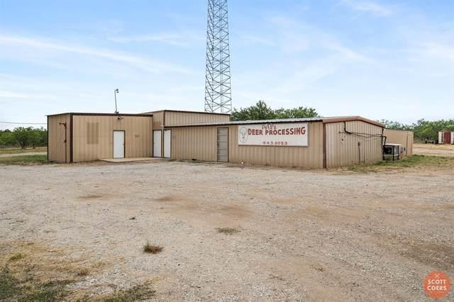 5100 Fm 2126, Brownwood, TX 76801 (MLS #14405738) :: The Heyl Group at Keller Williams