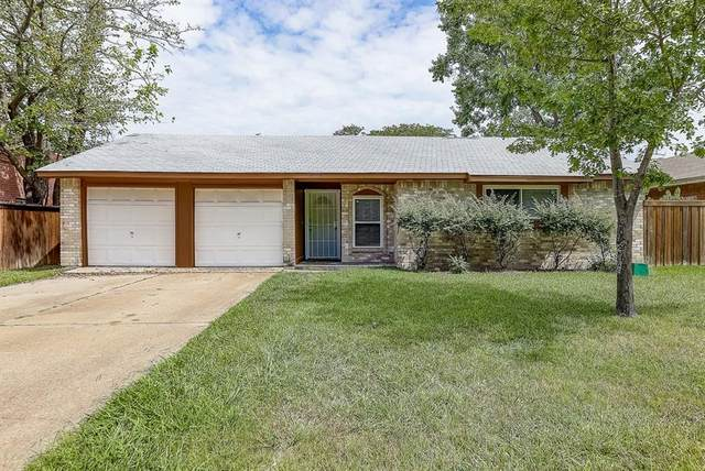 1609 Hillwood Drive, Mesquite, TX 75149 (MLS #14405748) :: The Heyl Group at Keller Williams