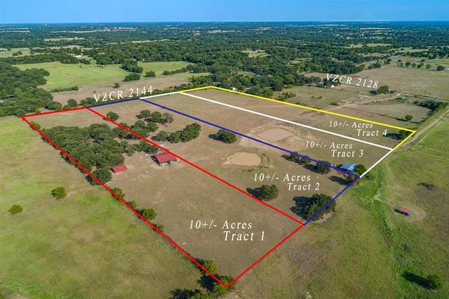 Tract 1 Vz County Road 2144, Wills Point, TX 75169 (MLS #14405777) :: The Kimberly Davis Group