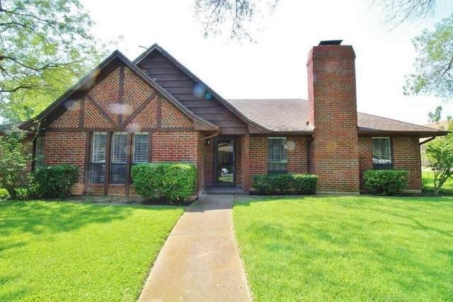 1022 Lansdale Drive, Duncanville, TX 75116 (MLS #14405780) :: Tenesha Lusk Realty Group