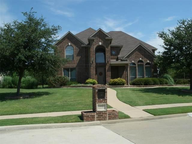 907 Bentwater Parkway, Grand Prairie, TX 75104 (MLS #14405784) :: Trinity Premier Properties